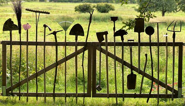 כך תבחרו ציוד גינון לגינה הפרטית שלכם