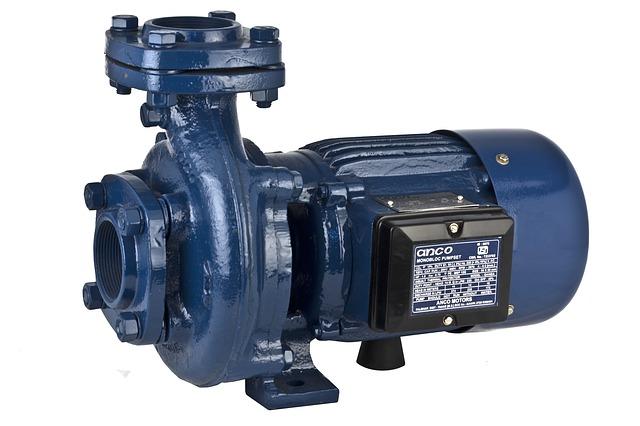 כיצד פועלת משאבת לחץ מים?