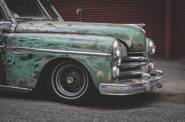 מכירת רכבים לפירוק