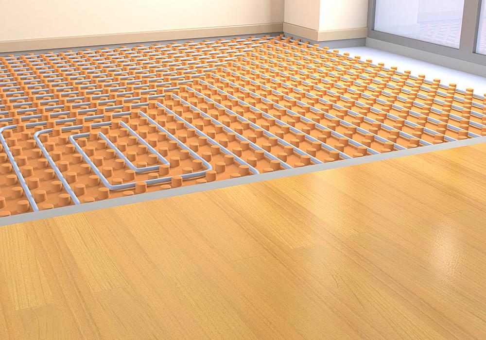 חימום רצפתי – חם בבית חם בלב