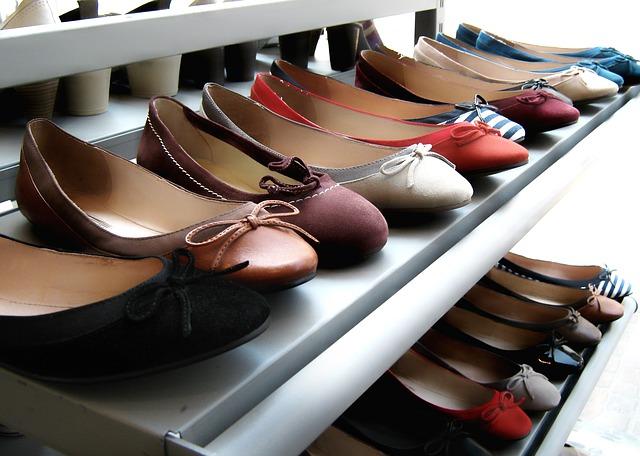 אופנת נעליים 2018