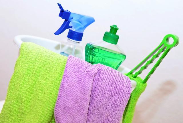 טיפים לניקיון הבית
