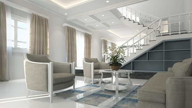 עיצוב דירות יוקרה למגורים