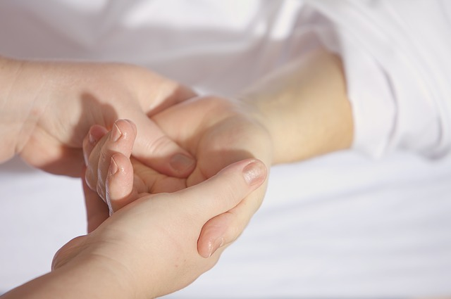 כאבים בכף היד