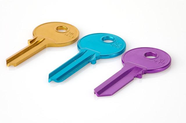 מתלה למפתחות