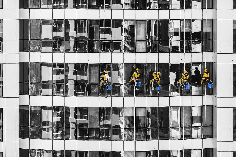 שיקום בטון בגובה – האם זה בטוח
