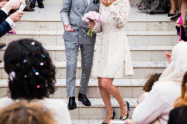 מזל טוב: 5 דברים שיש בכל חתונה