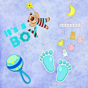 מתנות לידה מעוצבות - אל תהיי קיטשית
