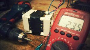 ציוד מדידה לחשמל