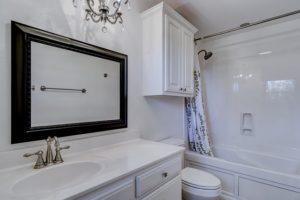 ארון אמבטיה תלוי או עומד