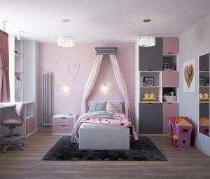 ריהוט עבור חדרי ילדים