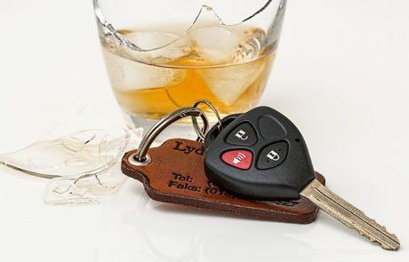 עבירת נהיגה בשכרות