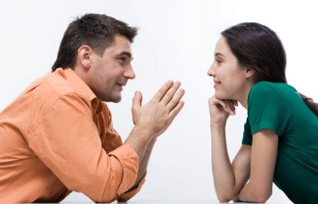 מרגישים לחוצים – כדאי לכם לדבר עם מישהו