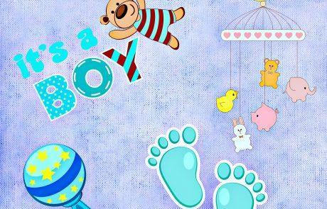 מתנות לידה מעוצבות – אל תהיי קיטשית