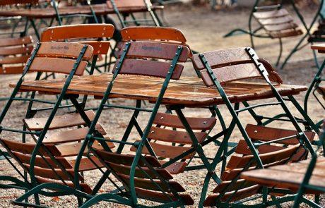 השכרת כסאות ושולחנות לאירועים