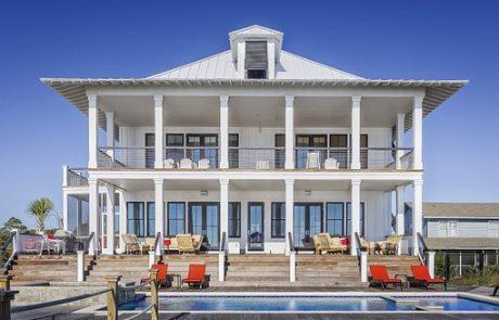 עיצוב בית בסגנון מודרני