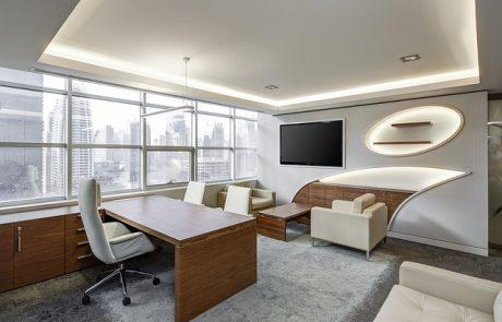 3 עיצובי משרדים נפוצים ב 2018
