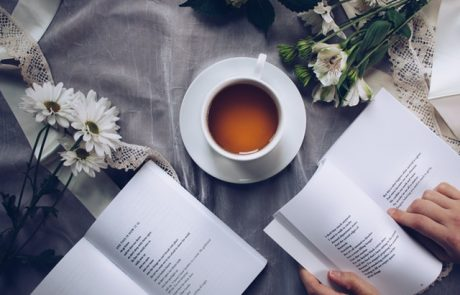 רשימת ספרי הרומן הרומנטי שהכי הצליחו בשנת 2018