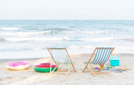 8 רעיונות שישדרגו לכם את החוויה בים