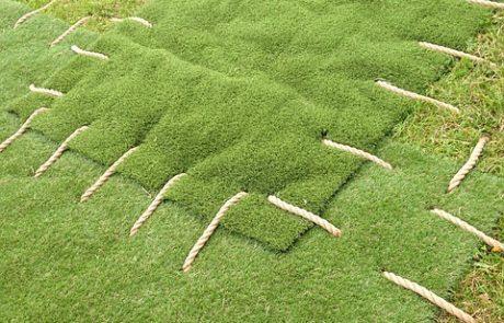 שטיח טלאים לעיצוב חלל מודרני ועכשווי