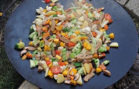 סייטן – אחד מכוכבי המטבח הטבעוני